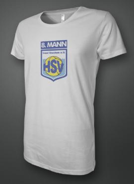 """T-Shirt """"8.Mann"""""""