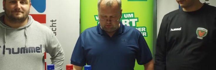 Pressekonferenz HSV – Füchse II