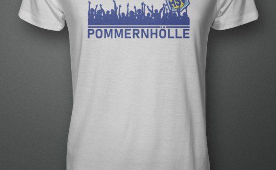 """T-Shirt """"Pommernhölle"""""""