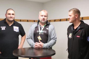 Pressekonferenz HSV – HV GW Werder